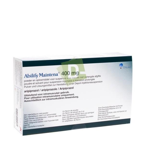 Abilify Maintena 400 mg x 1 FL Injection