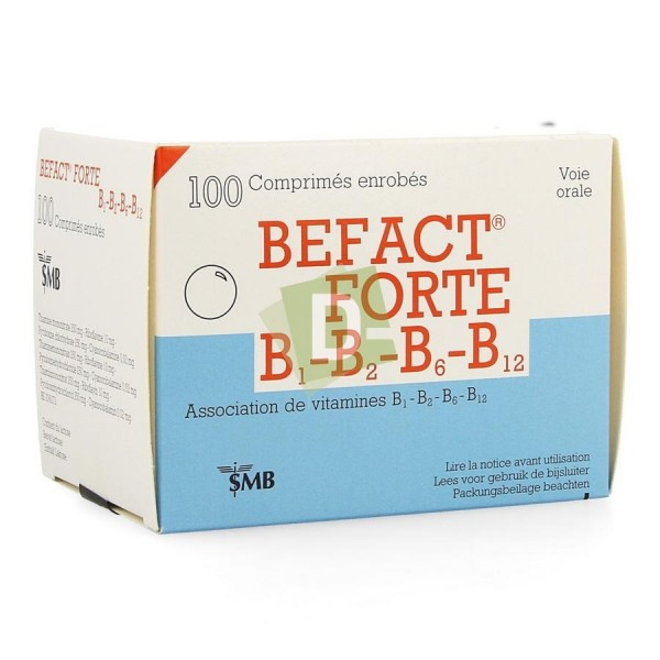 Befact Forte x 100 Tablets
