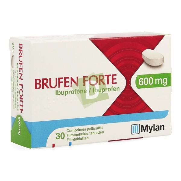 Brufen Forte 600 mg x 30 Comprimés enrobés