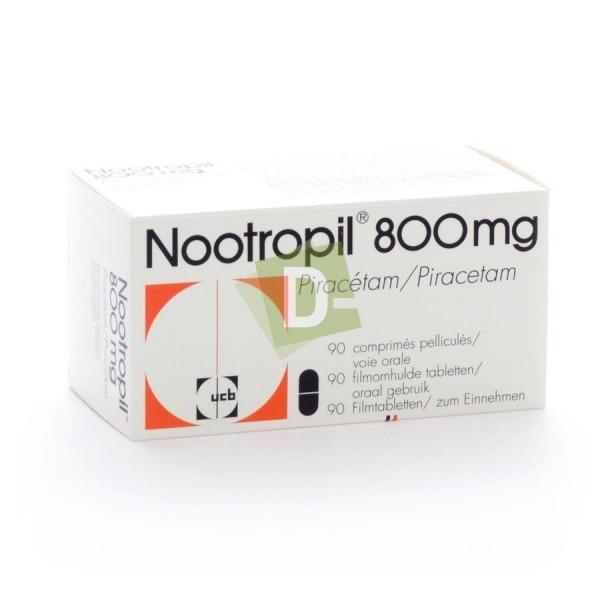 Nootropil 800 mg x 90 Tablets