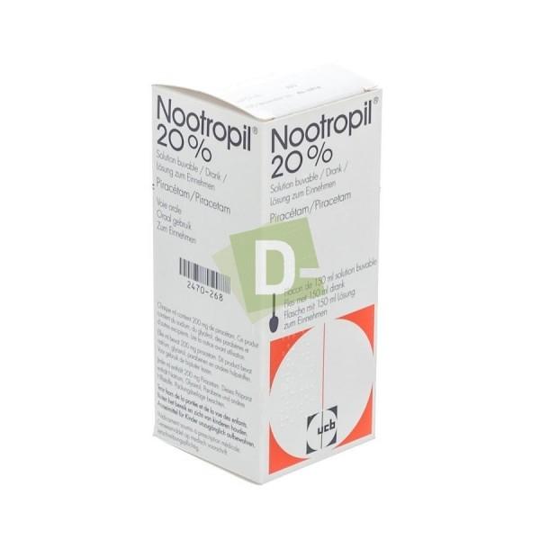 copy of Nootropil 800 mg x 90 Comprimés