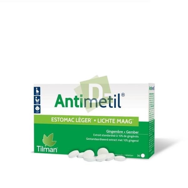 Antimetil x 36 Comprimés : Aide en cas de nausée pour les femmes enceintes