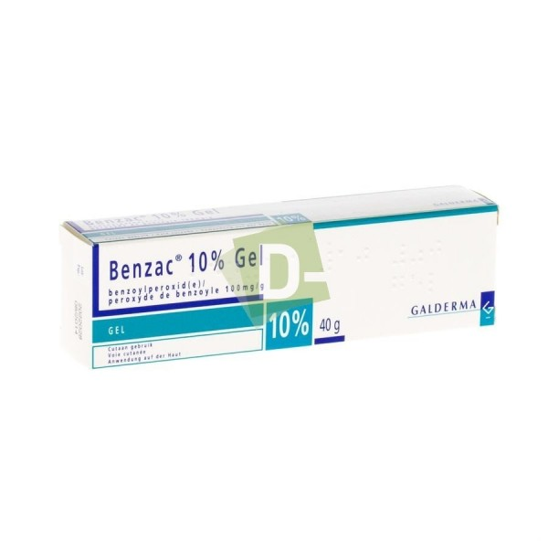 Benzac AC 10% Gel 40 G