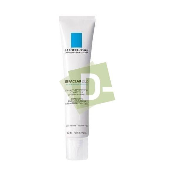 LRP Effaclar Duo (+) Soin Anti-Imperfections peaux à tendance Acnéique Tube 40 ml