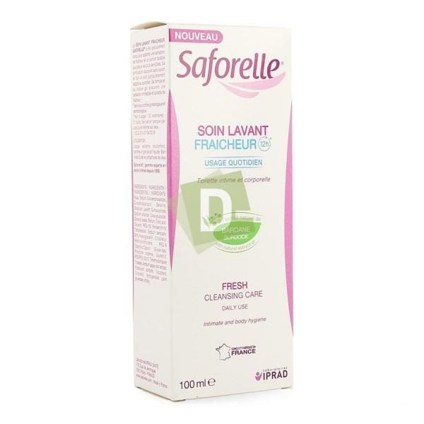 Saforelle Soin Lavant Fraicheur 100 ml