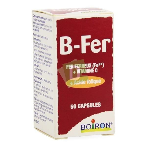 B-Fer Nutridose 50 Capsules