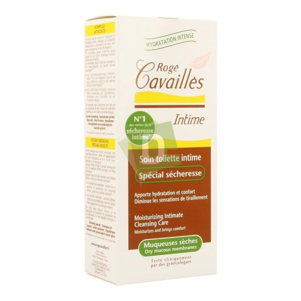 Rogé Cavaillès Soin Toilette Intime Sécheresse 200 ml