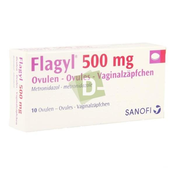 copy of Flagyl 500 mg x 20 Comprimés