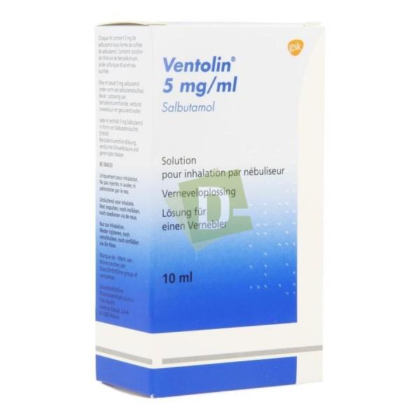 copy of Ventolin 100 microgram 200 doses