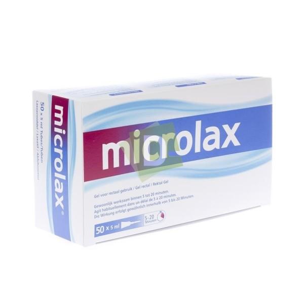 copy of Microlax 4 x 5 ml