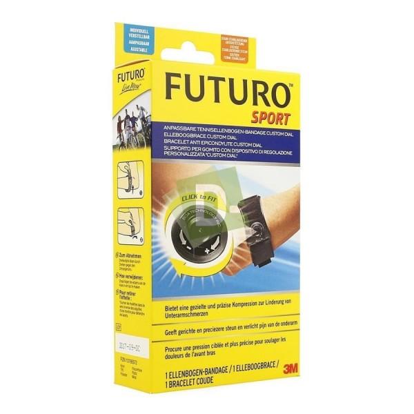 Futuro Sport Bracelet Anti-Epicondilyte Custom Dial