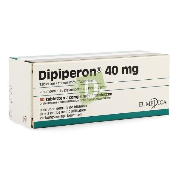 Dipiperon 40 mg x 60 Comprimés