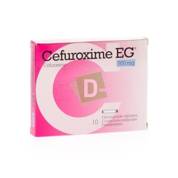 copy of Zinnat 500 mg x 20 Comprimés pelliculés
