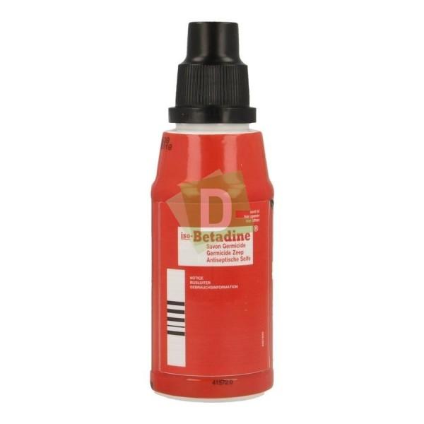 Iso-Betadine Germicidal Soap 7.5% 125ml