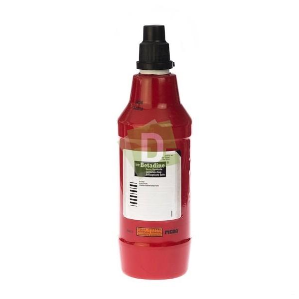 Iso-Betadine Savon Germicide 7,5 % 500 ml