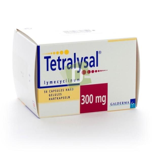 Tetralysal 300 mg x 56 Gélules