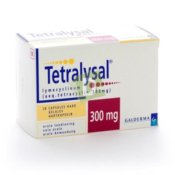 Tetralysal 300 mg x 28 Gélules