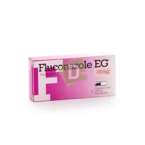 Fluconazol EG 150 mg x 1 Comprimé